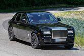 Erlkönig Rolls Royce Cullinan