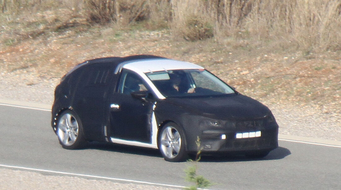 Erlkönig Seat Ibiza