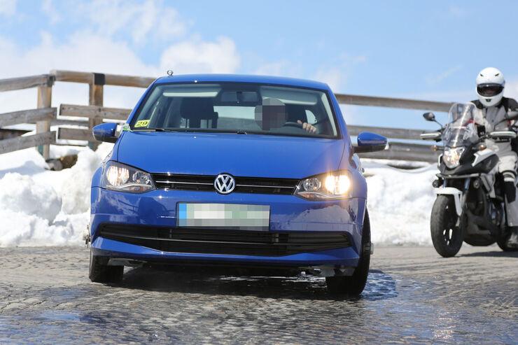 Erlkönig VW Polo Facelift