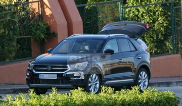 Erlkönig VW T-RErlkönig VW T-Rococ
