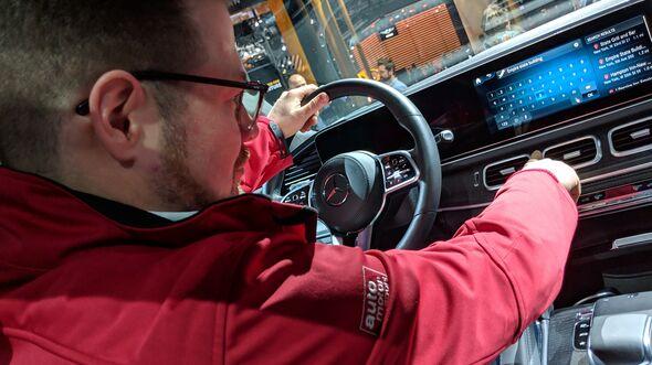 Erster Check Mercedes GLS