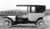 Erster Mercedes mit 35 PS aus dem Jahr 1908