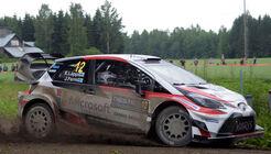 Esapekka Lappi - Toyota Yaris WRC - Rallye-WM - WRC Finnland
