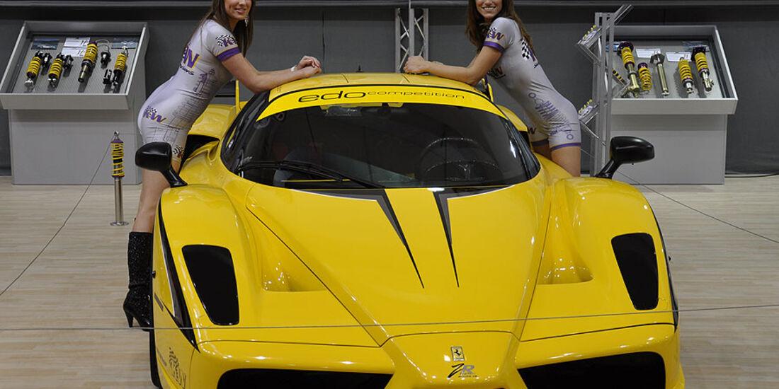 Essen Motor Show 2009 - Messegirls