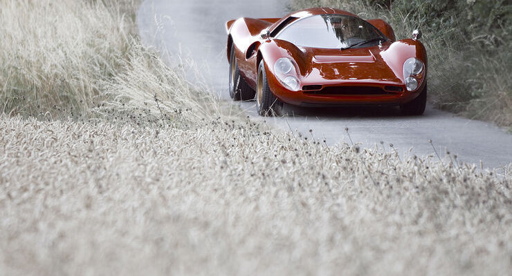 Essen Motor Show 2010, Designstudien, Sbarro Ferrari P4