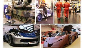 Essen Motor Show 2015, Teaser
