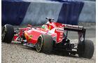 Esteban Gutierrez - Ferrari - Formel 1-Test - Spielberg - 24. Juni 2015