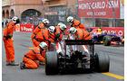 Esteban Gutierrez - GP Monaco 2014
