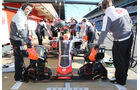 Esteban Gutierrez - HaasF1 - Barcelona - Formel 1-Test - 1. März - 2016