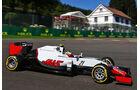 Esteban Gutierrez - HaasF1 - Formel 1 - GP Belgien - Spa-Francorchamps - 26. August 2016