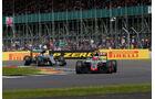 Esteban Gutierrez - HaasF1 - GP England 2016 - Silverstone - Rennen