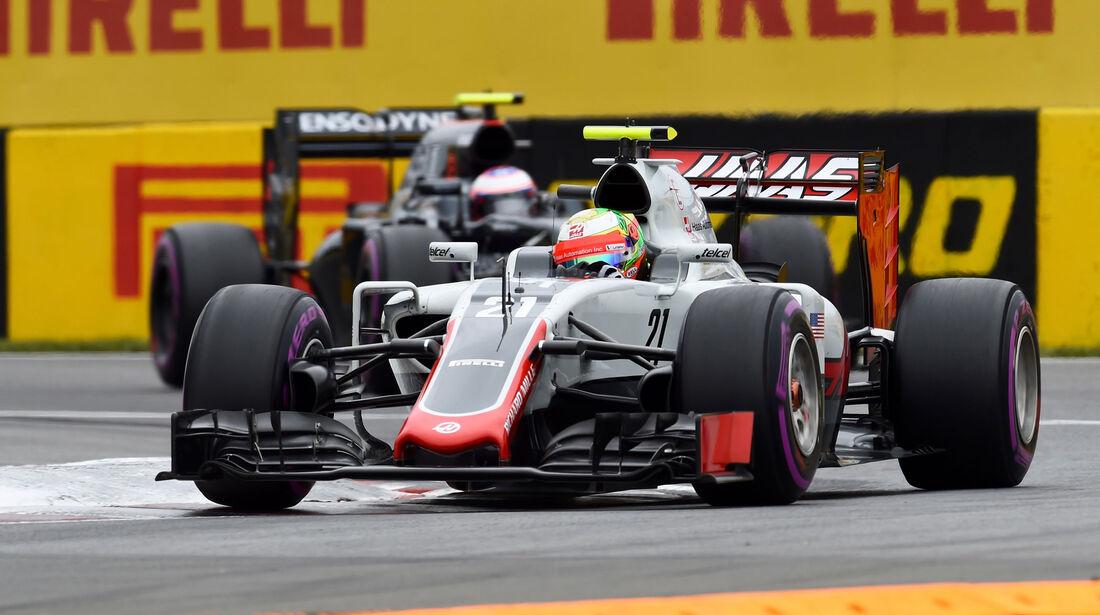 Esteban Gutierrez - HaasF1 - GP Kanada 2016 - Montreal - Qualifying