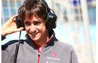 Esteban Gutierrez - Sauber - Formel 1 - Bahrain - Test - 19.02.2014