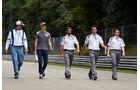 Esteban Gutierrez - Sauber - Formel 1 - GP Italien - 4. September 2014