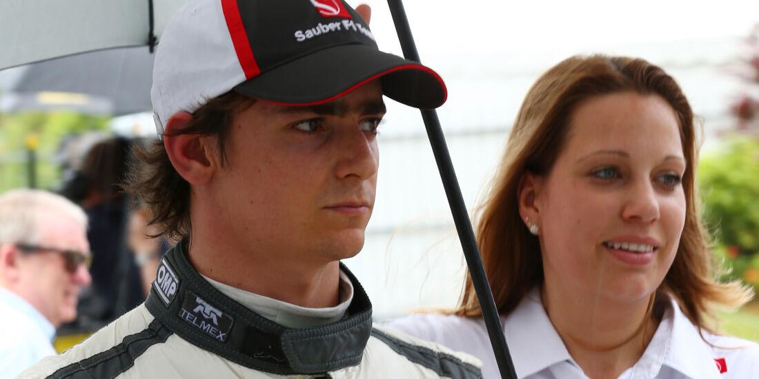 Esteban Gutierrez - Sauber - GP Malaysia - 23. März 2013