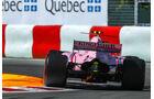Esteban Ocon - Force India - Formel 1 - GP Kanada - Montreal - 10. Juni 2017