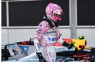 Esteban Ocon - Force India - GP Aserbaidschan 2017 - Qualifying - Baku - Samstag - 24.6.2017