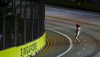 Esteban Ocon - GP Singapur 2018