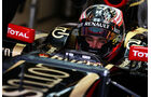 Esteban Ocon - Lotus - Formel 1 - Test - Abu Dhabi - 26. November 2014