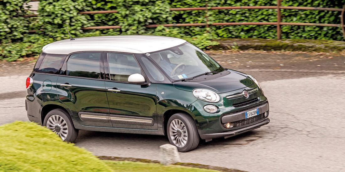 Euro-6-Neuzulassungen, Fiat 500