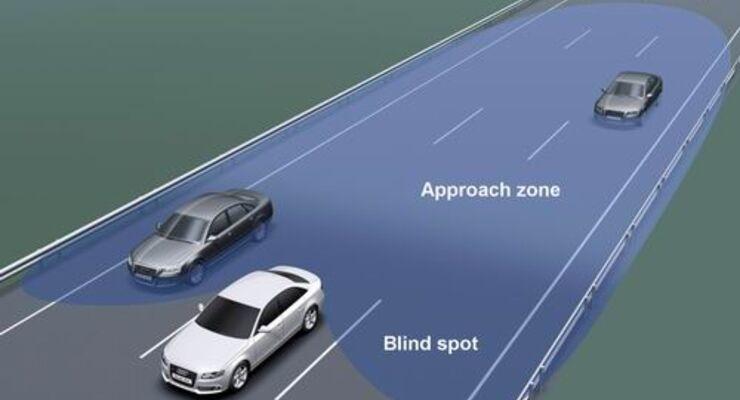 Euro NCAP zeichnet die besten Fahrer-Assistenzsysteme aus