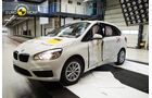 EuroNCAP Crashest BMW 2er Active Tourer