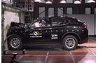 EuroNCAP-Crashtest Alfa Stelvio