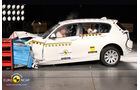 EuroNCAP-Crashtest BMW 1er