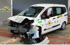 EuroNCAP-Crashtest Ford Tourneo Courier