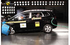 EuroNCAP-Crashtest Kia Carens