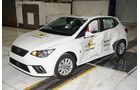 EuroNCAP-Crashtest Seat Ibiza