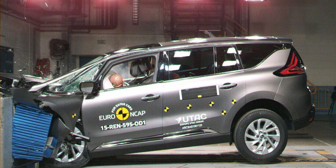 EuroNCAP Renault Espace