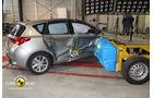 EuroNCAP, Toyota Auris