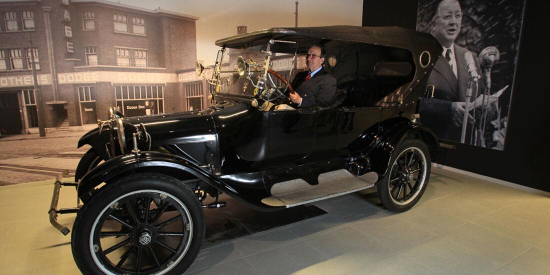Evert Louwman, Dodge 30 HP, 1914