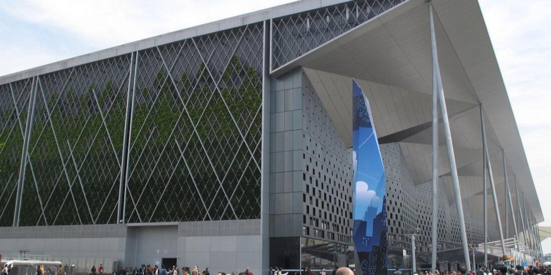 Expo 2010 in Shanghai