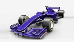 F1 2017 - Giorgio Piola