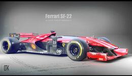 F1 Concept - Olcay Tuncay Karabulut - 2018