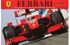 F1 Ferrari Kalender 2010