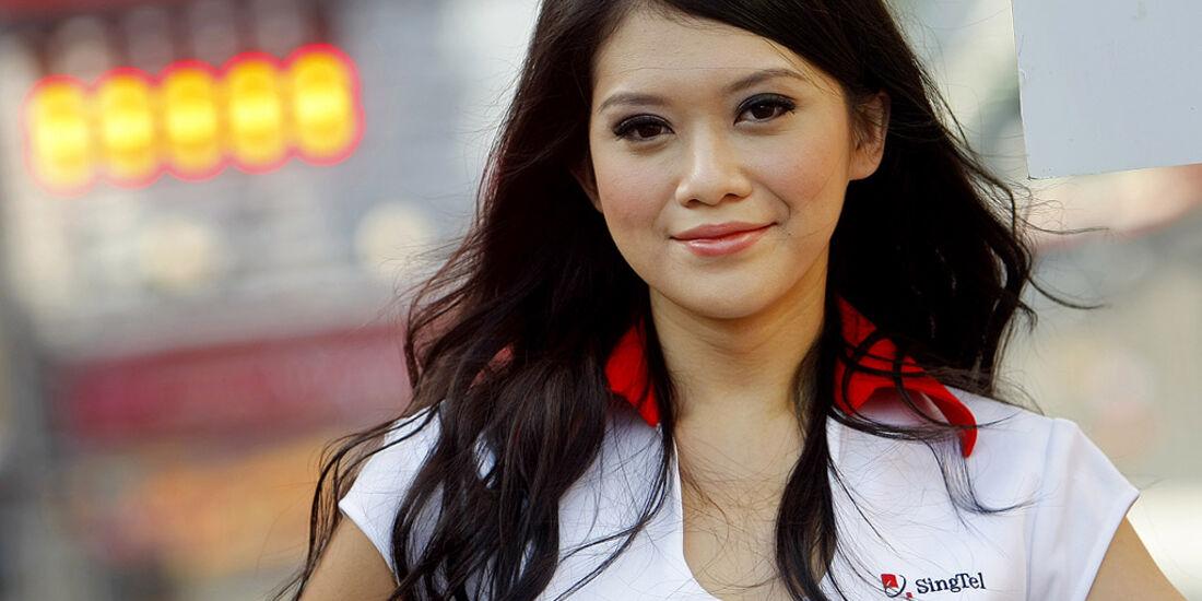 F1 Girls 2009