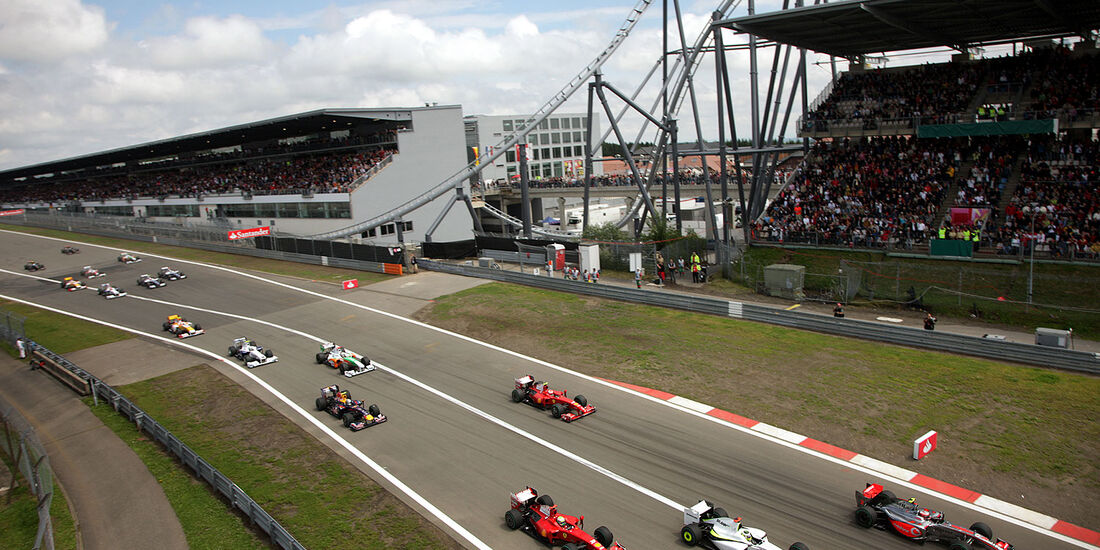 F1 Nürburgring