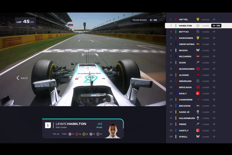 formel 1 im live stream f1 tv startet beim gp spanien auto motor und sport. Black Bedroom Furniture Sets. Home Design Ideas