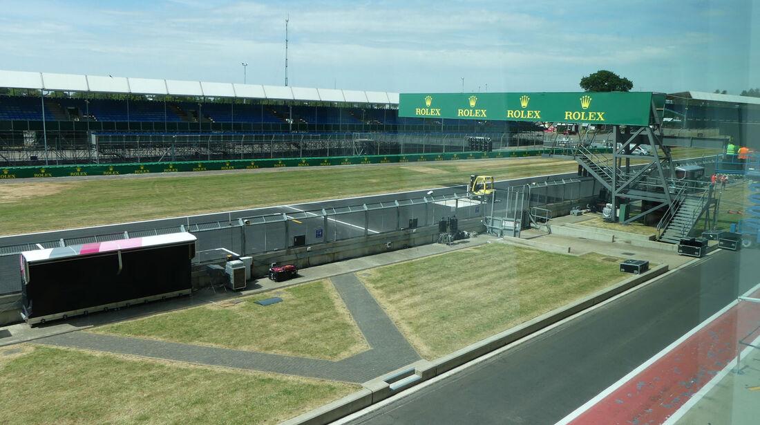 F1-Tagebuch - GP England 2018 - Silverstone