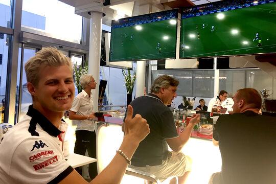 F1-Tagebuch - GP Frankreich 2018