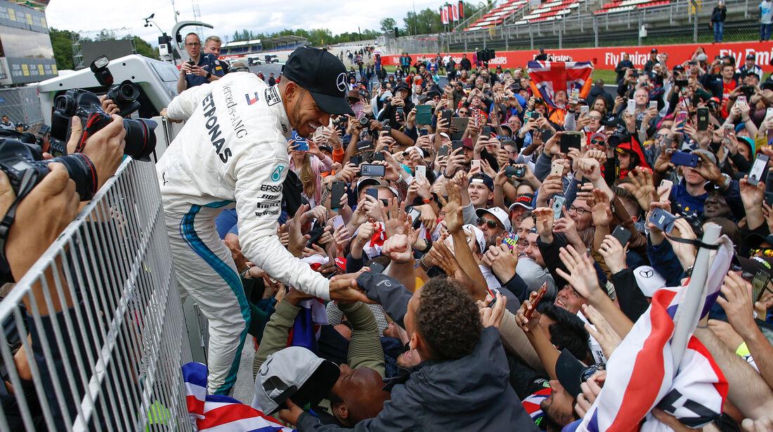F1-Tagebuch - GP Spanien - 2018