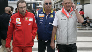 F1 Teamchefs