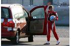 F1-Test 2010 Alonso