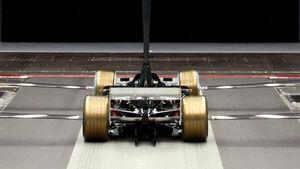 F1 Windkanal