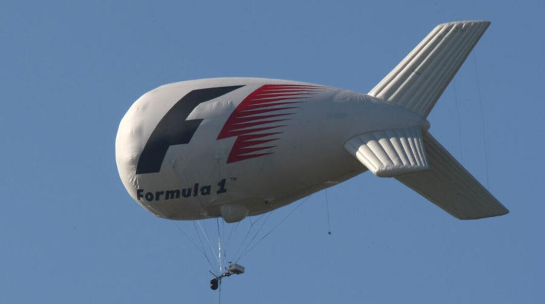 F1-Zeppelin - GP Italien - Monza - 9. September 2011