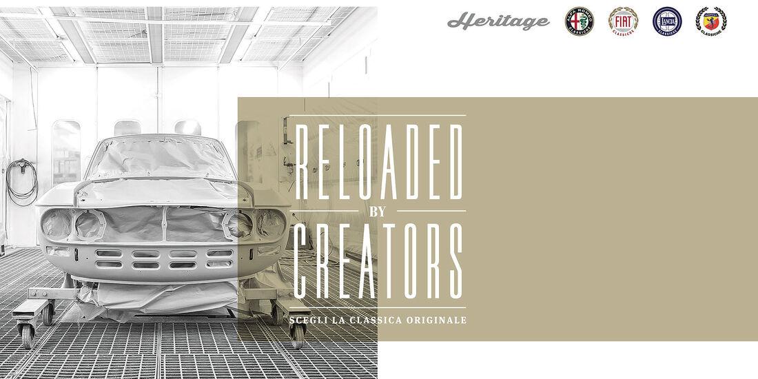 FCA  Reloaded by creators Oldtimer