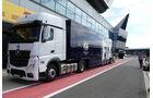 FIA - GP England - Silverstone - Formel 1 - Mittwoch - 4.7.2018